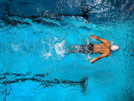 Here's 3 Reasons why Swimming is one of the BEST Workouts!