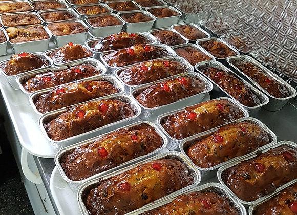 Cake au rhum et fruits confits