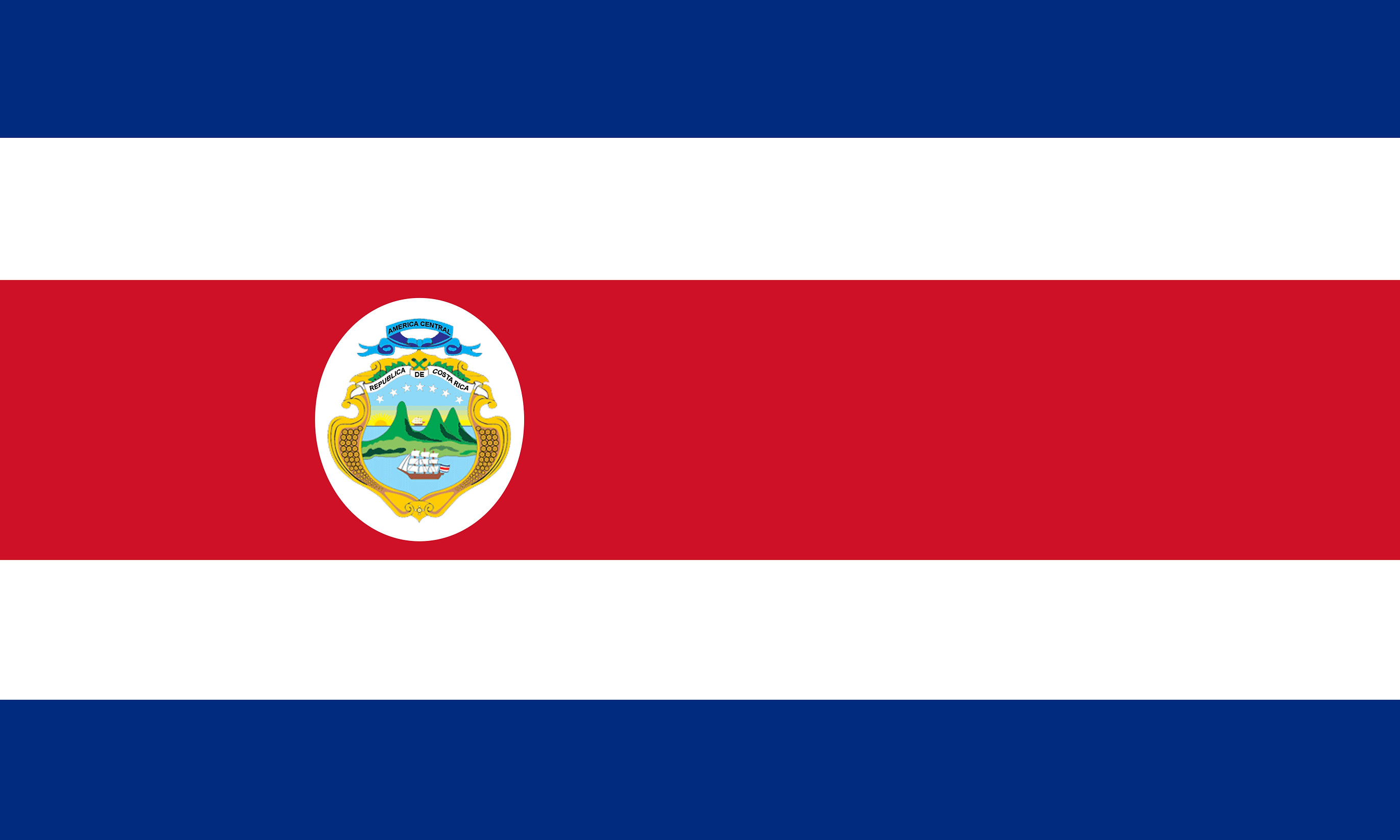 bigstock-Flag-of-Costa-Rica-with-Coat-o-
