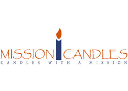 1 Mission Candle Logo