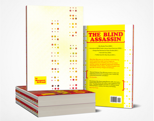 The Blind Assassin Book Cover Design