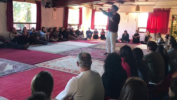 Cursos de meditacion en Barcelona