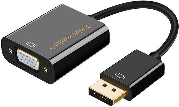 CableCreation DisplayPort to VGA Adapter
