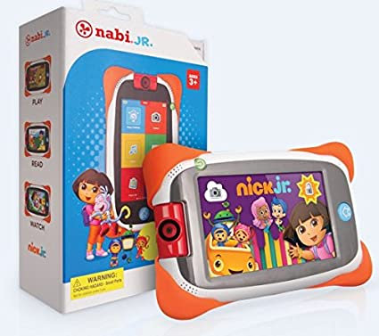 Nabi Jr.  Tablet Nick Jr. Edition