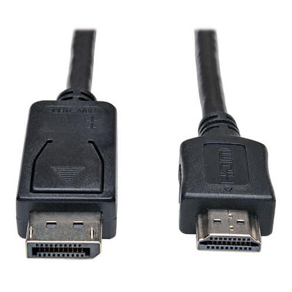 TirppLite DsiplayPort to HD Cable (Male to Male)