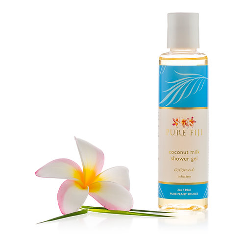 Coconut Milk Shower Gel - Travel