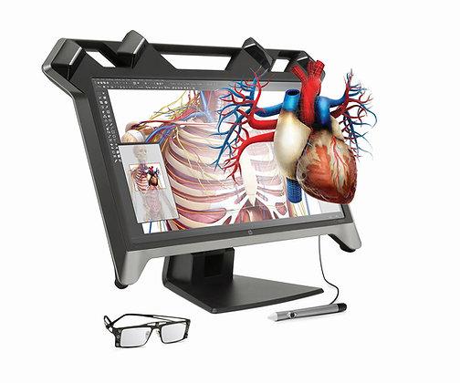 HP Zvr Virtual Display