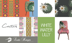 Water Lilly | Monica Collection