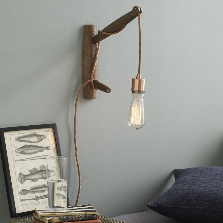 Wall reading lamps (8)