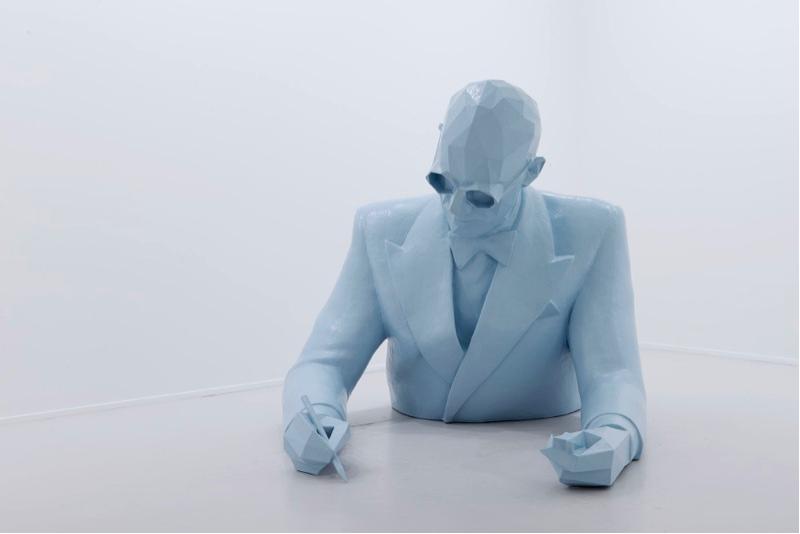 La Corbusier (Bust), 2013
