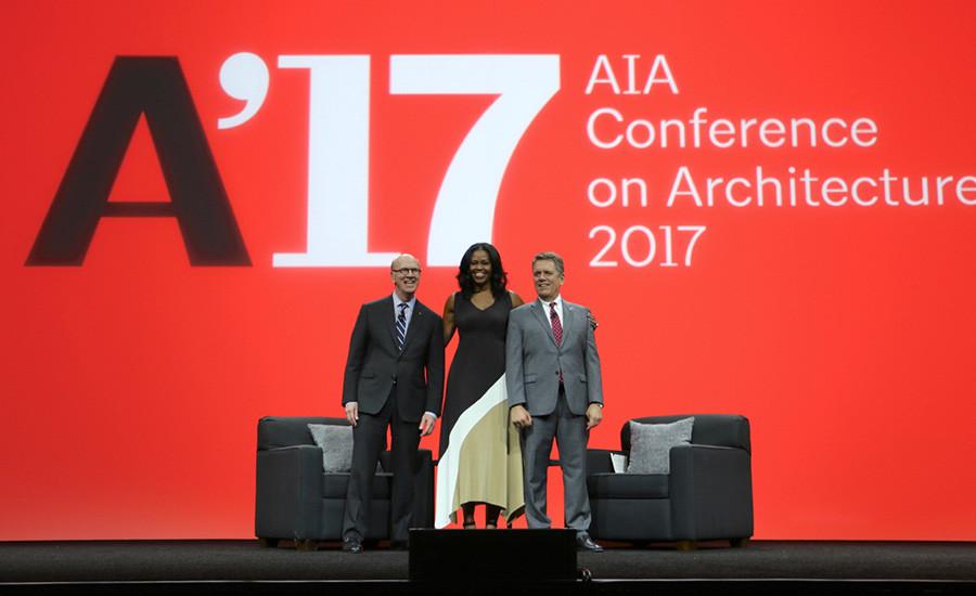 AIA 2017 Michelle Obama