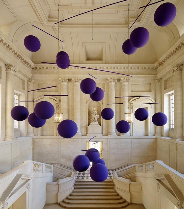 Mobile (Versailles), 2009