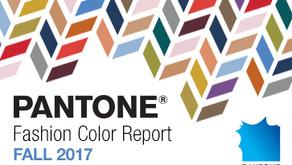 PANTONE Fall 2017   Color Report