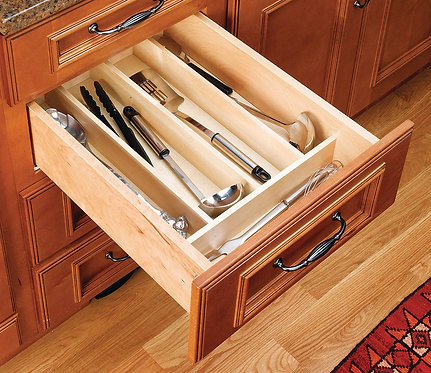 Wood Utility Tray - Trimmable
