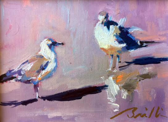 SOLD - Seagull #4