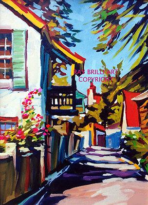 Aviles Street - Afternoon