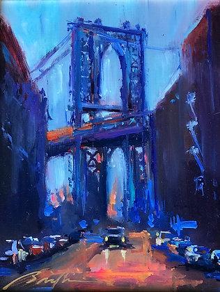 SOLD -Manhattan Bridge