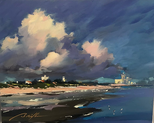 ON SALE.   Good Day For Walk-Daytona Beach Shores