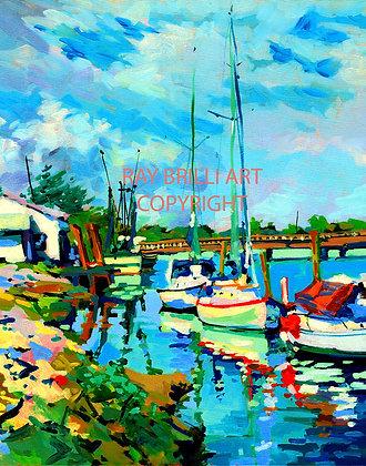 Old San Sebastion Harbor (St. Augustine)