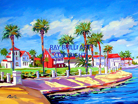 Downtown St. Augustine - On The Bay Front