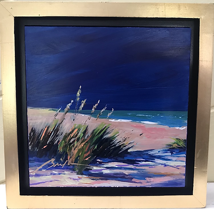 SOLD -Dunes at Sunset