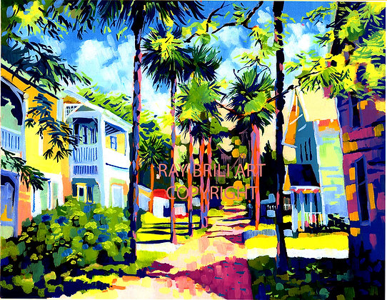 Palm Row (St. Augustine)