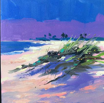SOLD -Dune Shadows
