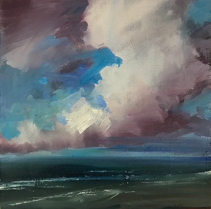 SOLD —Storm Approaching