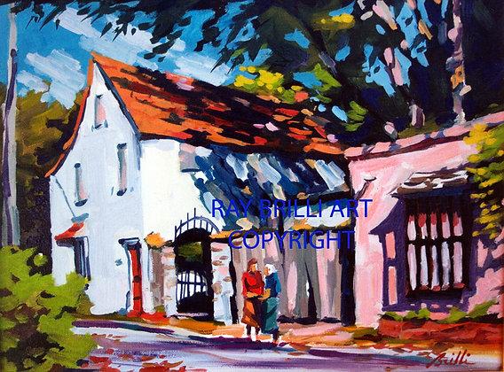 The Latest Gossip, Autumn - Charlotte Street