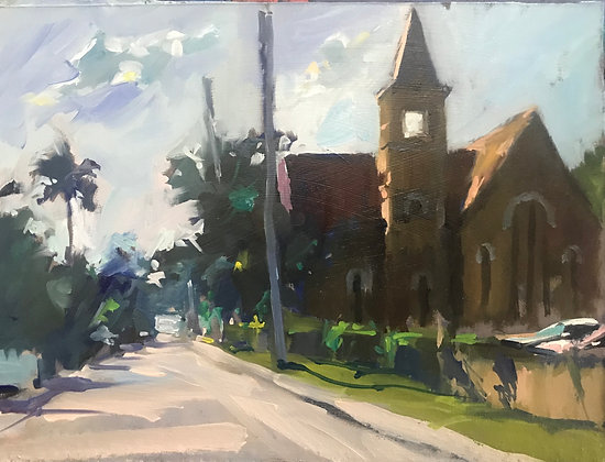 SOLD -OLD CHURCH BRIDGE STREET ST AUGUSTINE
