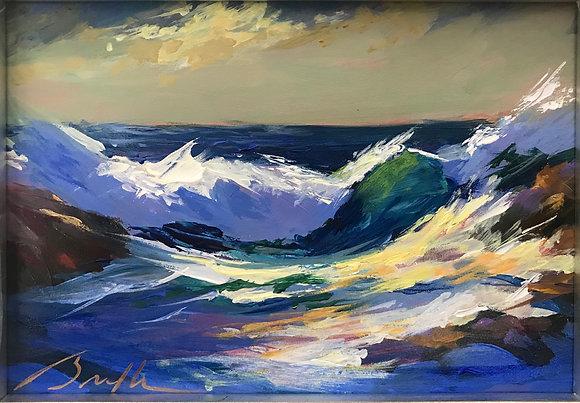 SOLD - SEA SPRAY 1