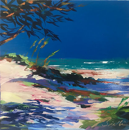 SOLD - UNDER THE GUMBO LIMBO TREE