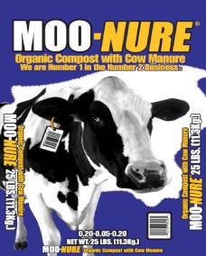 Moo-Nure®  Organic Compost