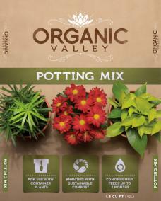 1cf Organic Valley® Potting Mix