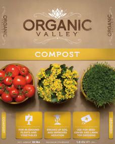 1cf Organic Valley® Premium Compost