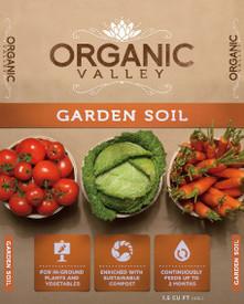 1cf Organic Valley® Garden Soil