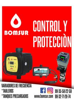 CONTROL Y PROTECCIÒN
