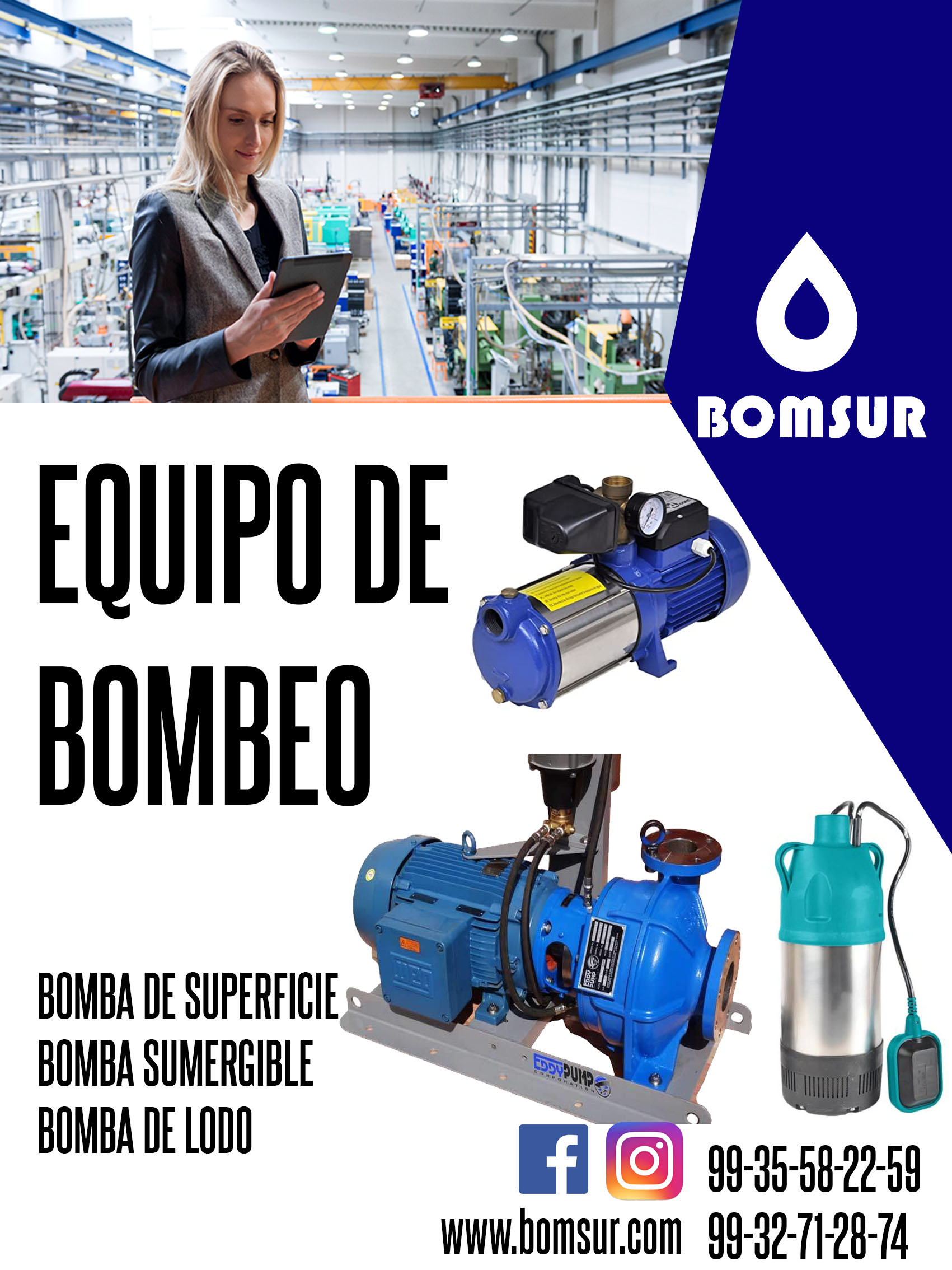 EQUPO DE BOMBEO