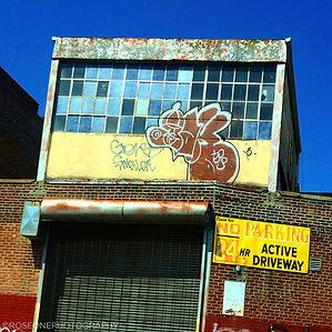 SIGNAGE AND GRAFFITI