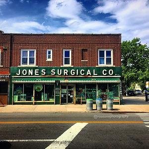 JONES SURGICAL
