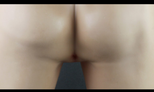 Crossdresser artificial vagina