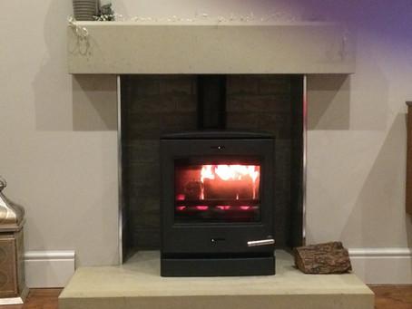 Keeping on top of wood burning stove maintenance