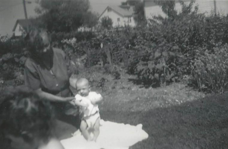 greg,baba, 1964.jpg