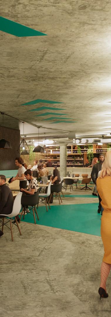 Croydon Eats | Cherry Architects