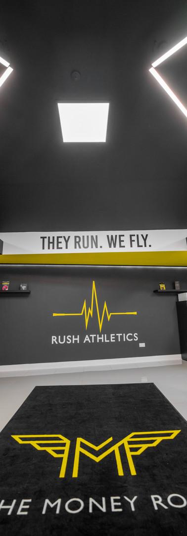 Rush Athletics HQ | Cherry Architects