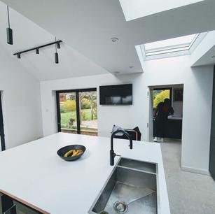Contemporary Open Plan Home Design