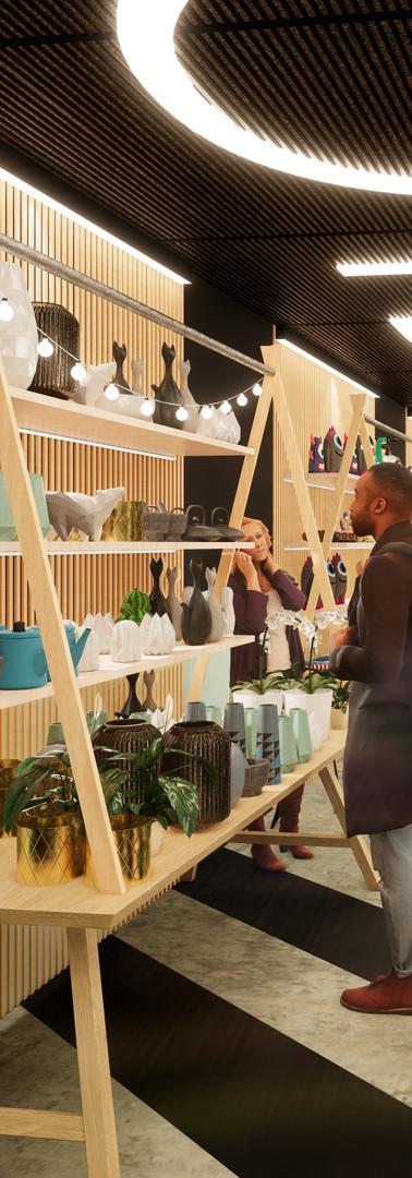 Croydon Shops | Cherry Architects