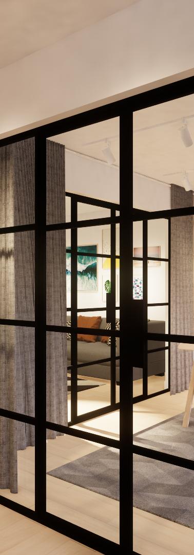 Internal Refurbishment Design | Cherry Architects