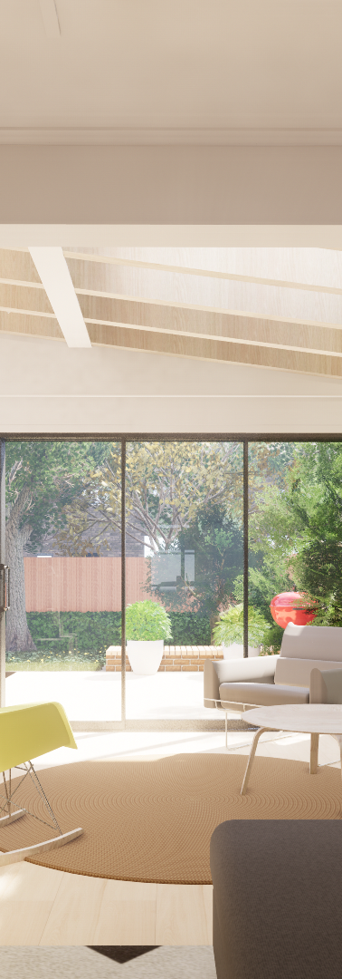 Rear Extension Design | Cherry Architects