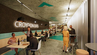 Croydon Eats - Pop Up Restaurant